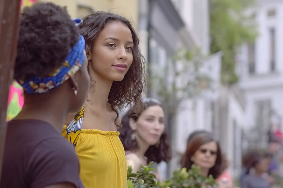 Flora Coquerel : discussion autour du wax