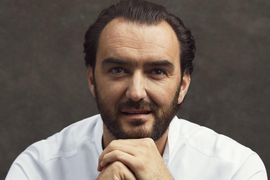 Cyril Lignac, du gourmand et du croquant au service de l'assiette