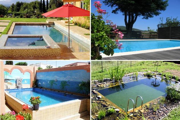 Vos magnifiques piscines
