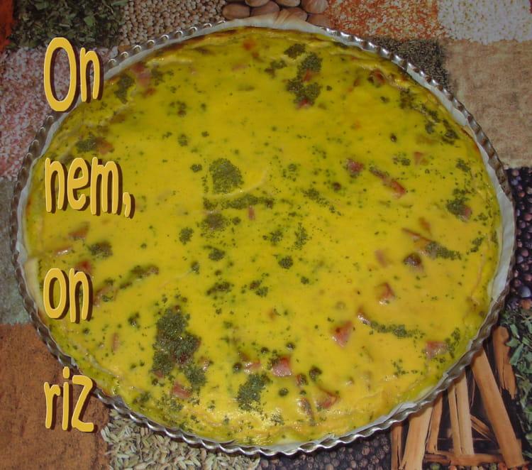 Recette de tarte au potiron et aux marrons la recette facile - Cuisiner des marrons en boite ...