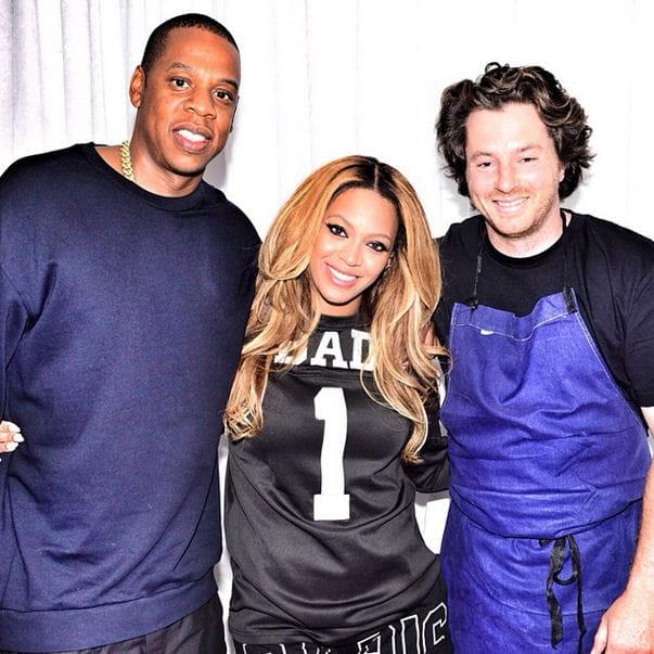 Jean Imbert Beyoncé Jay-Z