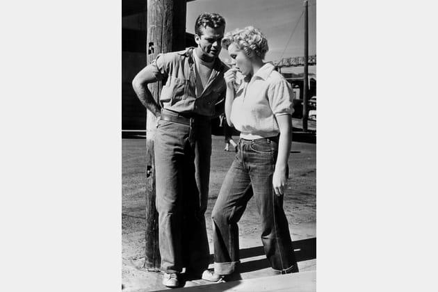 Les années 50 : Marilyn Monroe