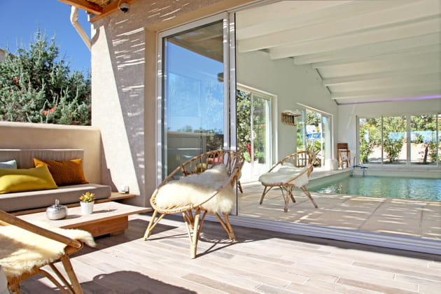 Perspective piscine