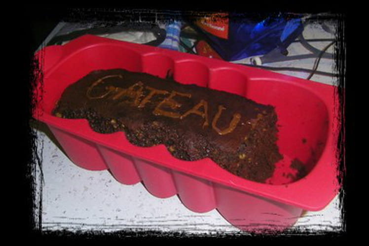 Cake au chocolat familial