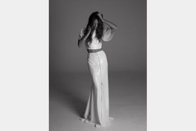 Robe de mariée Aria Silver, Rime Arodaky