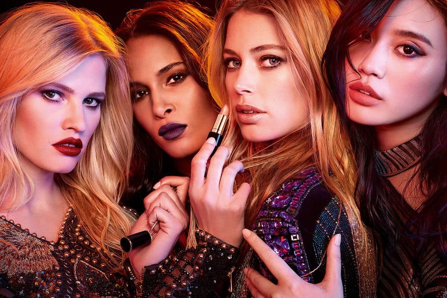 L'Oréal Paris signe une collection make-up avec Balmain
