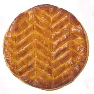 galette des rois bio frangipane monoprix
