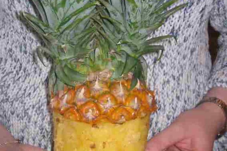 Ananas panaché