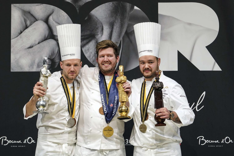 Bocuse d'Or 2019: le Danemark vainqueur du plus grand prix culinaire international