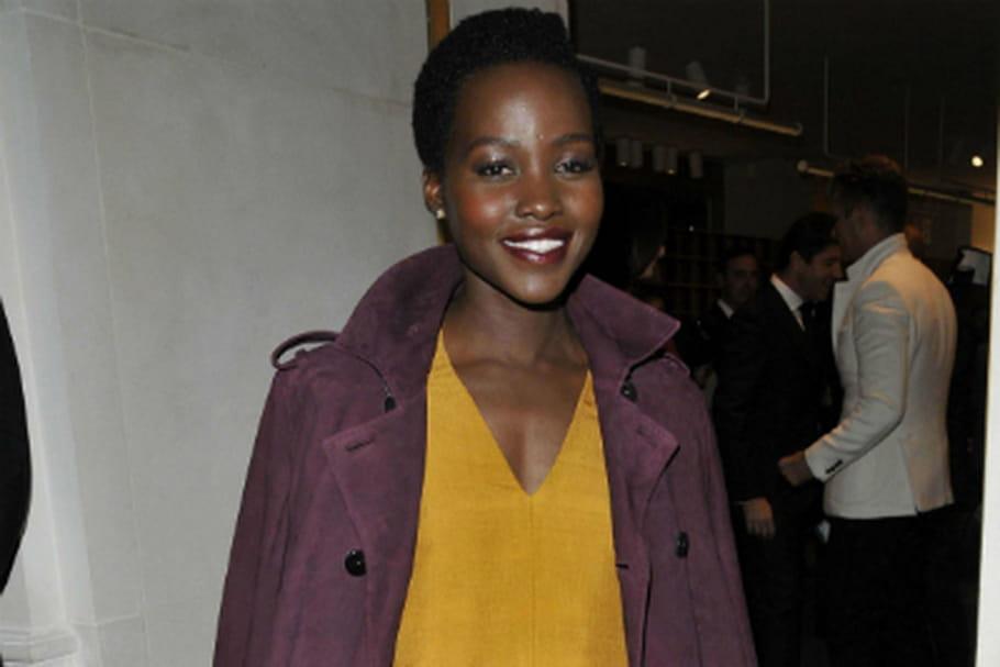 Le look people du jour: Lupita Nyong'o, fashionista