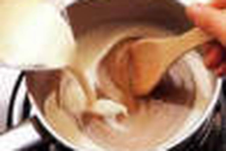 Sauce caramel au beurre salé inratable