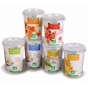 yaourts la vie claire