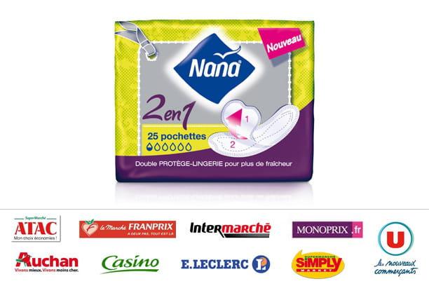 protege en 2 1 Nana lencería dxrCBoe