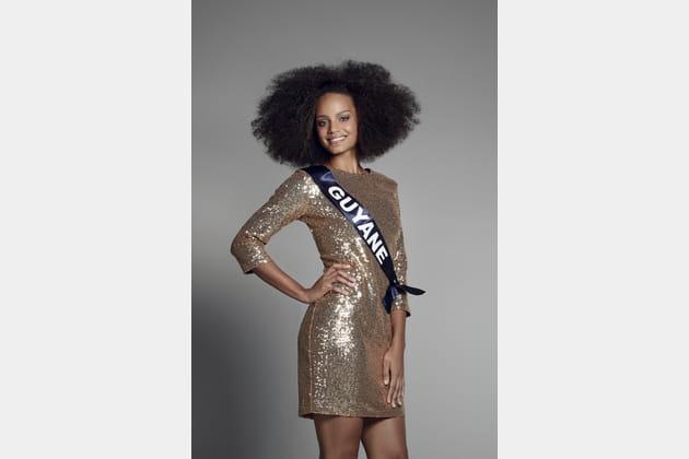Miss Guyane - Alicia Aylies