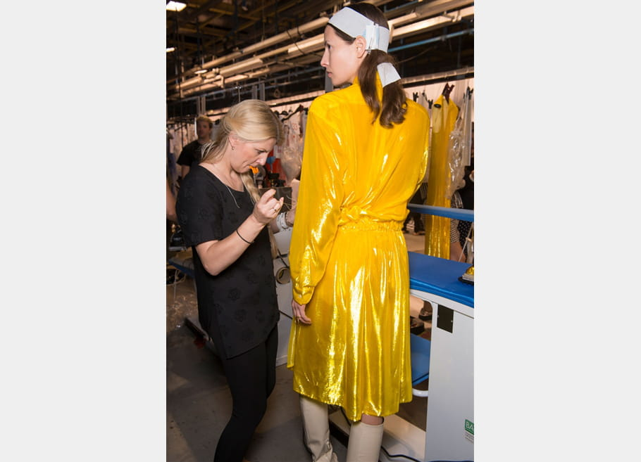 Mulberry (Backstage) - photo 15