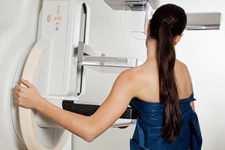 Le cancer du sein progresse fortement chez les femmes entre 30et 50ans