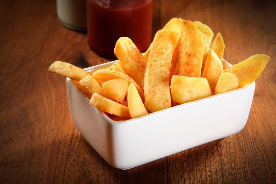 Un cancérigène inquiétant dans les pommes de terre — Acrylamide