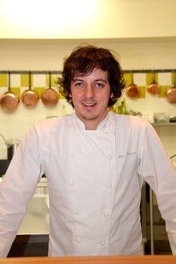 brice morvent, finaliste de top chef 2010 et chef du comptoir de brice.