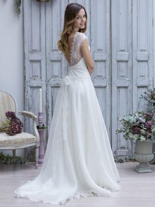 robe de mariée theodora de marie laporte
