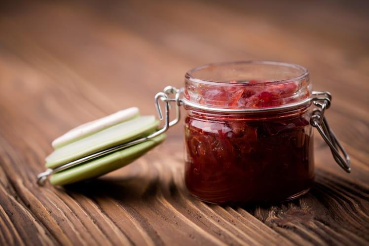 Confit d'oignons et tomates pour pierrade et fondue