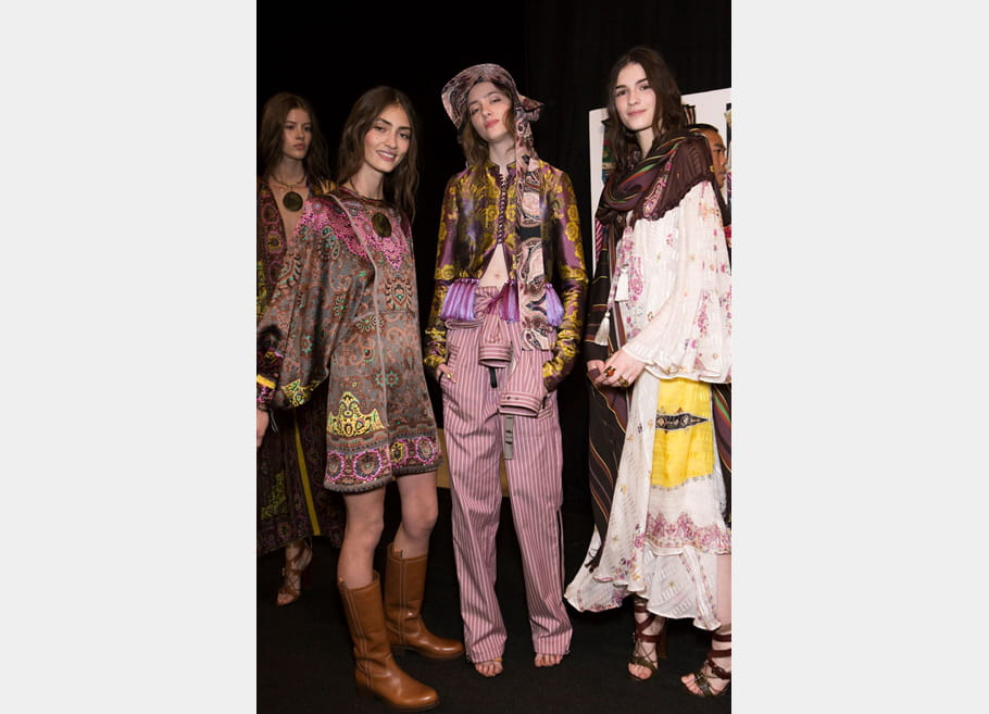 Etro (Backstage) - photo 20