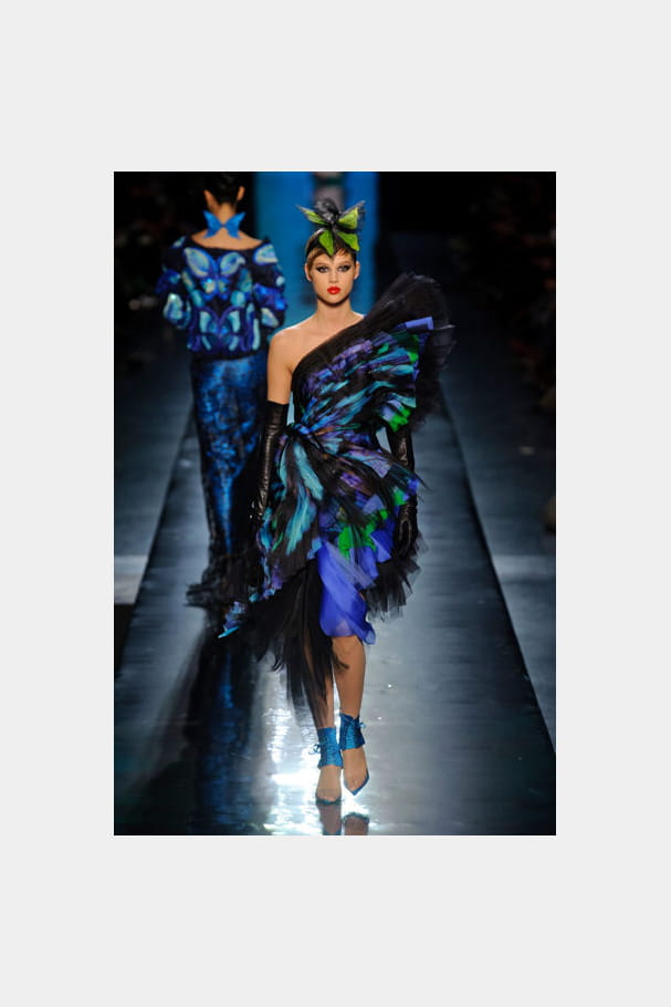Défilé Jean Paul Gaultier haute couture