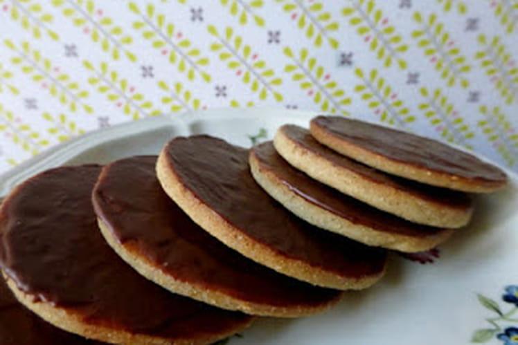 Biscuits chocolat façon Granola®