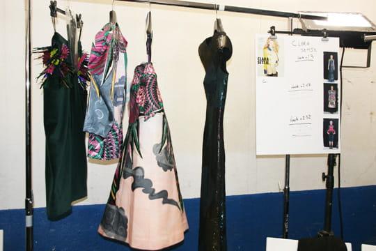 Fashion week PAP automne-hiver 2011-2012 : Dans les coulisses du défilé de Manish Arora 6