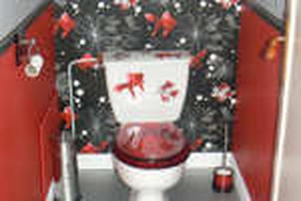 D co wc id es d 39 am nagement pour les toilettes - Relooker ses wc ...