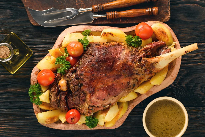 Gigot et paule d 39 agneau 30 recettes pour les accompagner - Cuisiner epaule d agneau ...