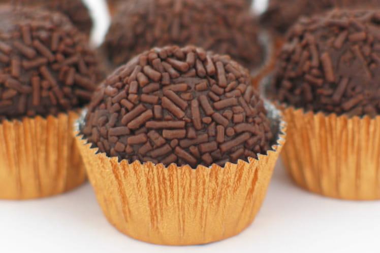 Truffes au chocolat (Brigadeiros)