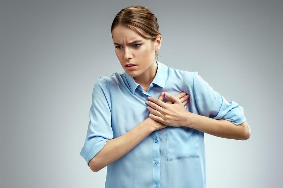 Arrêt cardiaque: les signes avant-coureurs