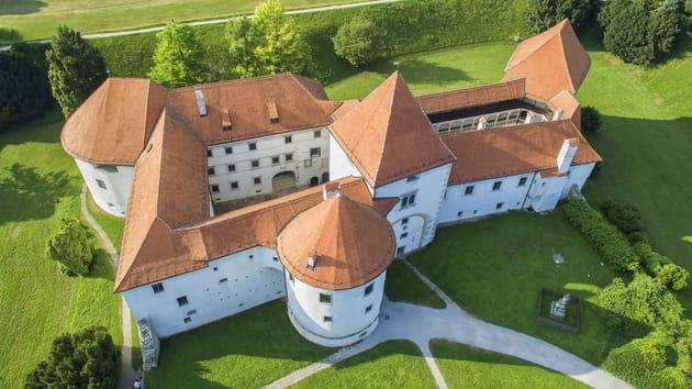 Le Château de Varaždin