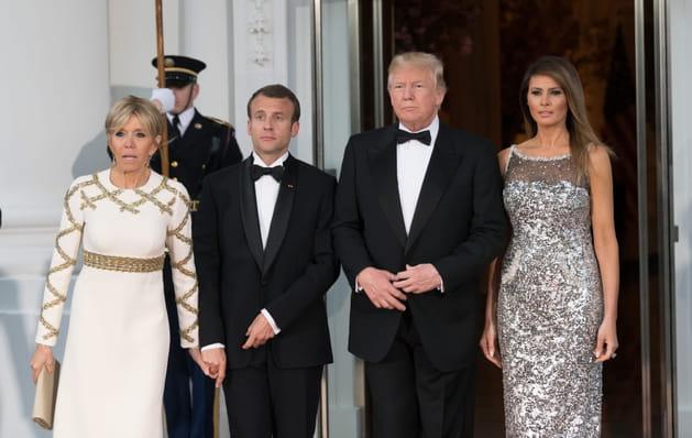 Emmanuel Macron, déçu en apprenant le dessert?