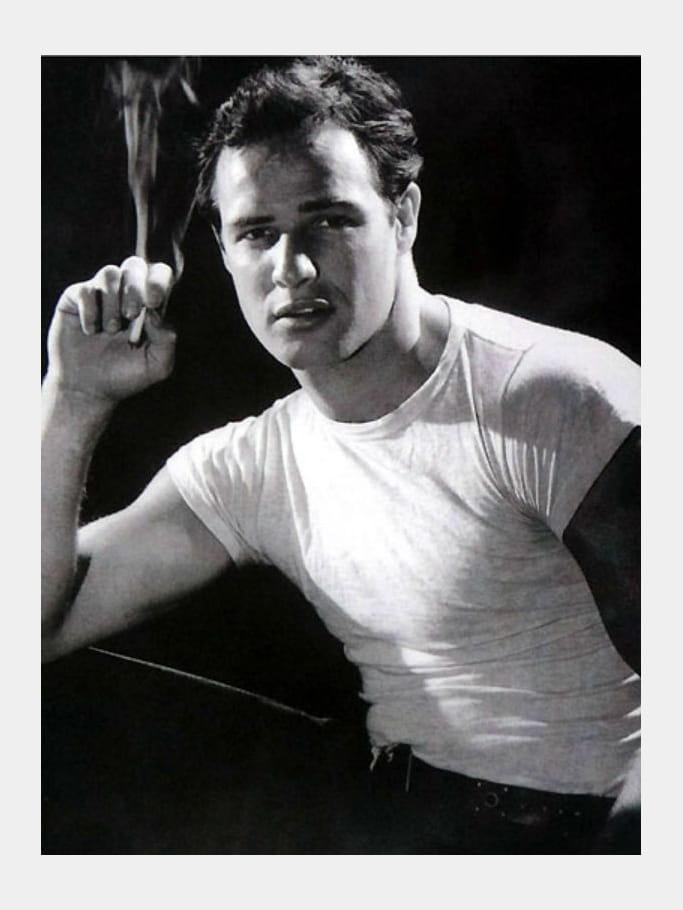 Mort Marlon Brando idole des femmes