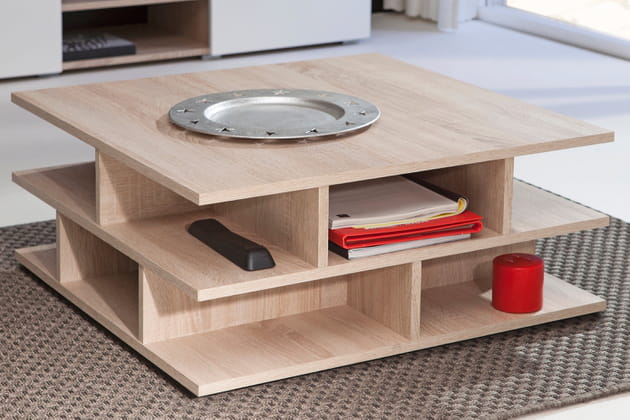 Table basse Camif