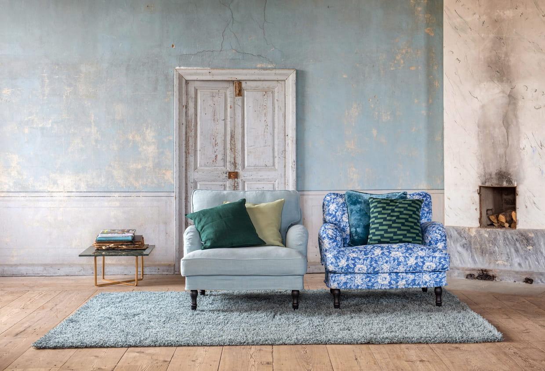 housses de fauteuil stocksund d 39 ikea. Black Bedroom Furniture Sets. Home Design Ideas