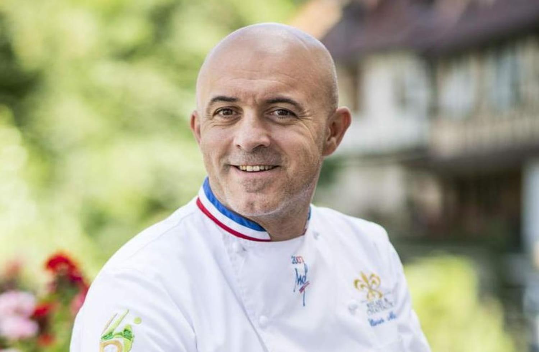 Olivier Nasti, l'Alsace au coeur