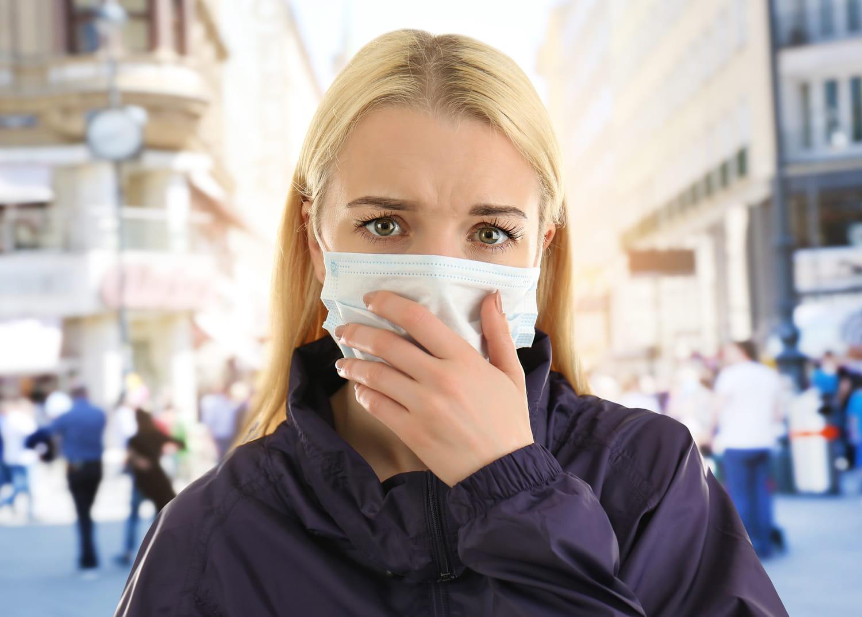 Les hospitalisations augmentent avec les pics de pollution