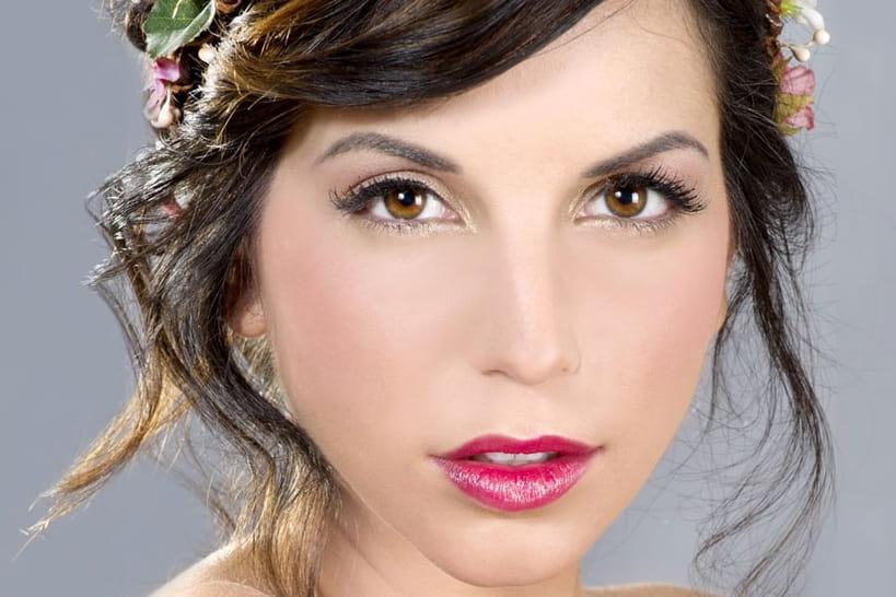Maquillage de mariage: 20idées pour vous inspirer