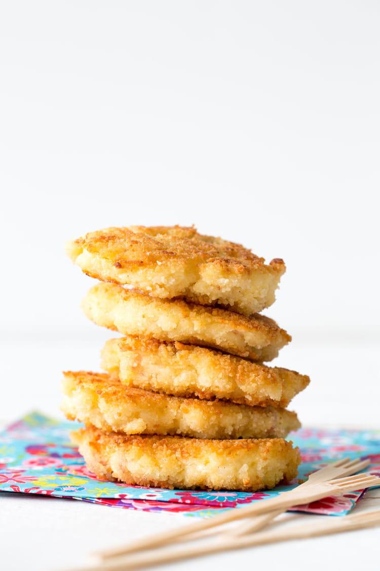 Croquette De Jambon Au Four croquettes de coquillettes au jambon et à l'emmental