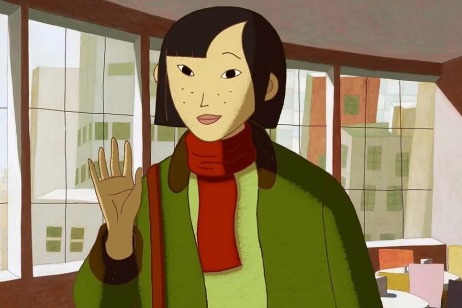 Phantom Boy : Audrey Tautou est Marie, une journaliste téméraire
