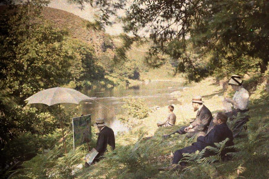 Antonin Personnaz, une vie haute en couleur au Musée des Beaux-Arts de Rouen