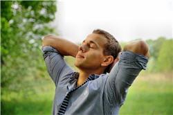 dans des situations d'anxiété ou stressantes, posez-vous au calme et respirez