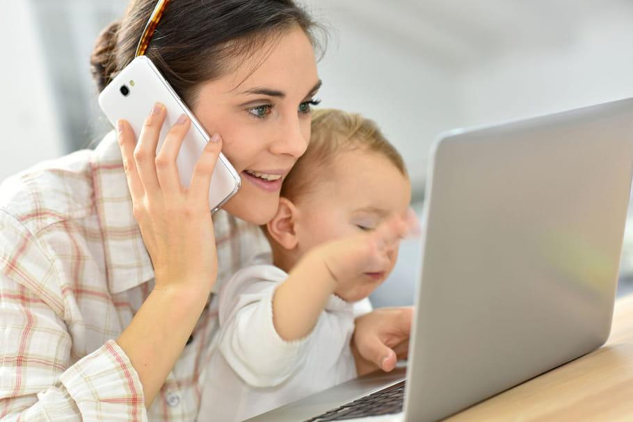 Après un congé maternité, 6conseils pour reprendre sereinement le travail