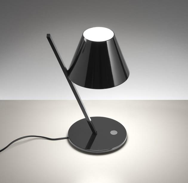 La lampe de chevet noire