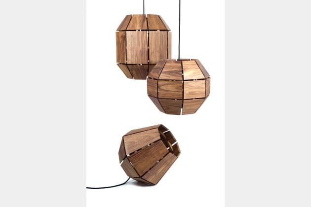 Lampe Greta par Paul Roco