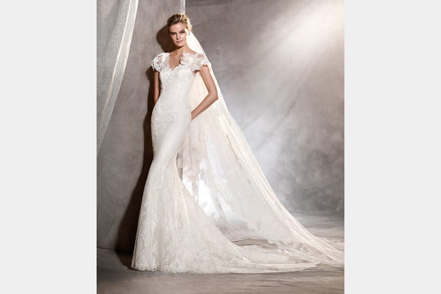 Robe de mariée Orlanta, Pronovias