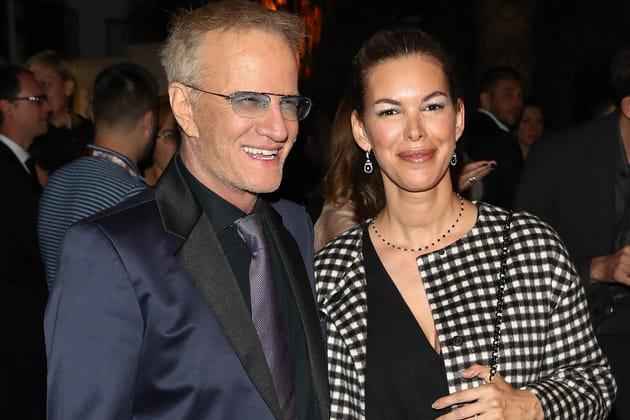 Christophe Lambert et Karima