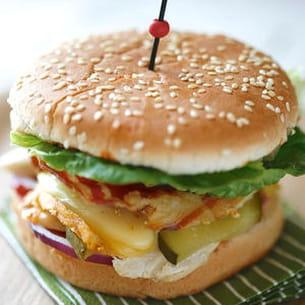hamburger au livarot